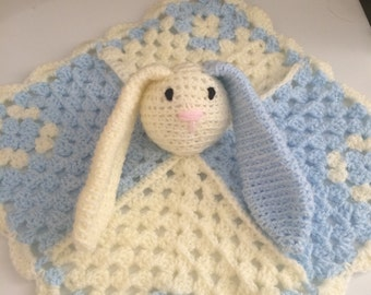 Boys or Girls Bunny Comforter