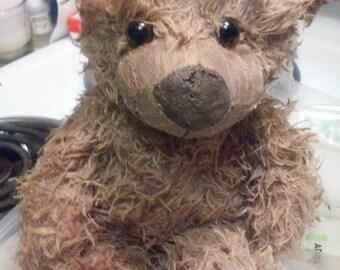 chocolate teddybear