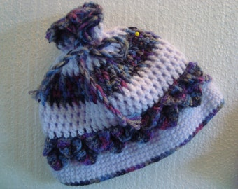 Baby jacket + Hat lilac