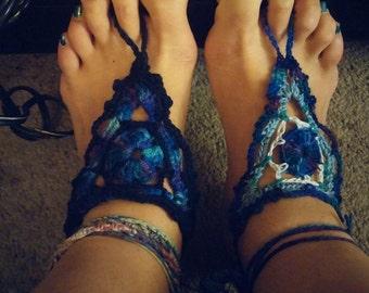 Barefoot Sandaks