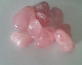 quality rose quartz extra