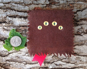 Monsterbook of Monsters Sticky Note Pad