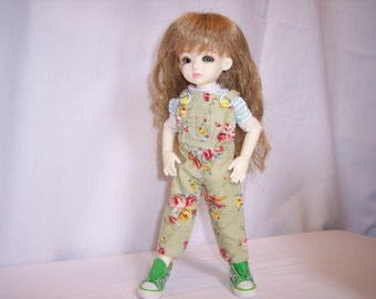 All overalls for doll Bjd
