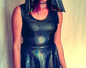 Dinosaur Disco Dress