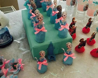 Lolly pop figurines