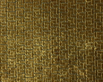 Upholstery Fabric - Westfield - Golden - Burnout Velvet Home Decor Upholstery & Drapery Fabric by the Yard - Available in 16 Colors
