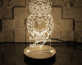 vayu graph-owl