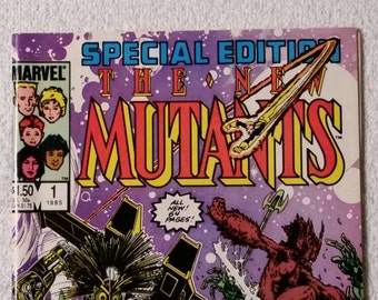 The New Mutants, Special Edition #1 (1985)