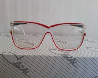 Vitange Cazal 168 col 219 Massive Eyeglasses