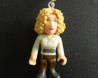 River Song (Doctor Who) figure necklace