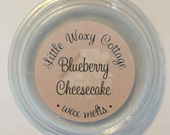 Scented Wax Melt - Blueberry Cheesecake | Soy Wax | Candle | Scented Candle