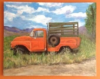 Gunnison Truck