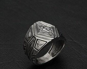 Ring Skyrim (Silver)