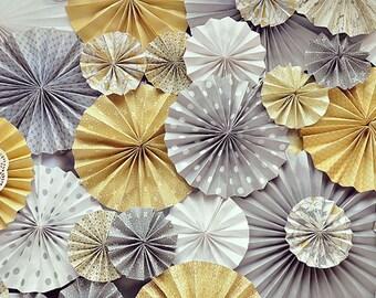 Paper Rosette Party Packs