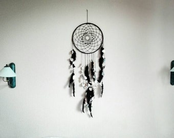 Dreamcatcher / Wallhanging / Home decor / Mobile / Gift / Seashell