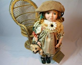 Seymour Mann, Connoisseur Doll, SUNNY, Porcelain Doll,