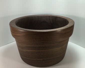 Black Walnut Flower Pot