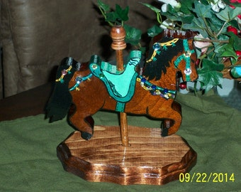 Small Decorative Carousel Horses