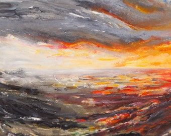 St Oswald's Fire - Limited Edition Number 47/100