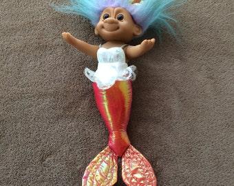 Russ, Poseable troll doll