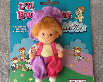 UNEEDA, L'il Bumpkins, happy little people, collectible. new