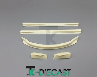 1:18 Nissan Z350 S-tune body kit for AutoArt