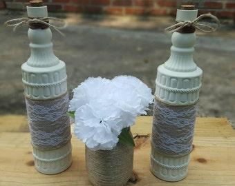 Handmade Decorative Glass Set
