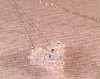 Heart of Swarovski Necklace