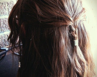 The Trio Hair Bead Kit Viking hair beads Celtic hair beads boho gypsy bohemian steampunk hair beading