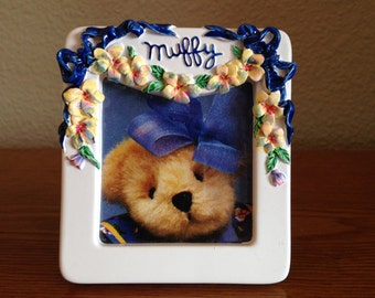 Muffy Vanderbear Small Picture Frame