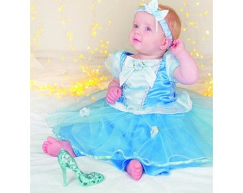 Cinderella Princess Dress Baby