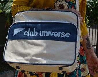 Vintage Club Universe Messenger Bag