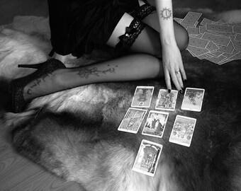 7-card Tarot Reading