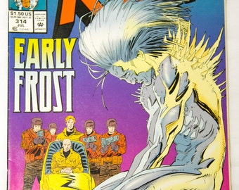 Uncanny X-Men(1963) #314