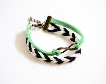 2-in-1 Friendship Bracelet