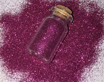 Raspberry Ripple Glitter pigment