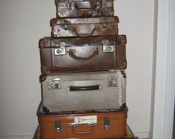 Restored suitcases