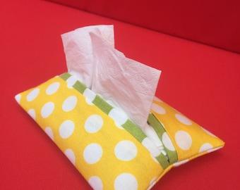 Travel Fabric Pocket tissue holder