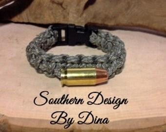 Bullet Paracord Bracelet