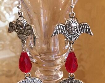 Angel Love Earrings