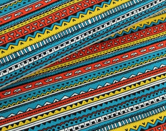Organic Jersey Garbarato fabric Uncle