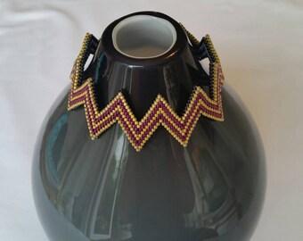 Aztec reversible Bangle
