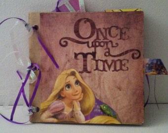 Paper Bag Album - Rapunzel