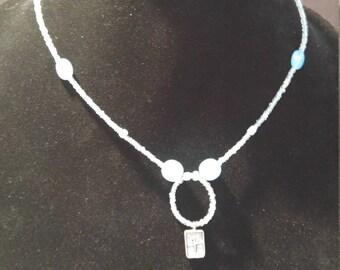 Happy Blue Necklace