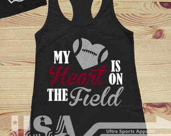 Football Girlfriend Etsy