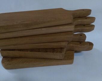 Oak chopping/serving boards