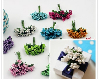 Artificial Berry Flower Crafts