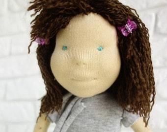 RENI, Waldorf inspired doll