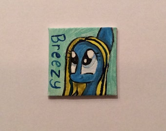 Tiny portrait if your Mlp OC