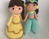 Jasmine & belle english a...